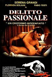 Delitto passionale Poster