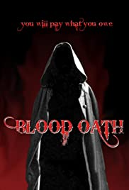 Blood Oath Poster