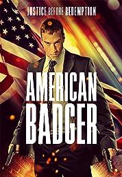 American Badger (2021) poster