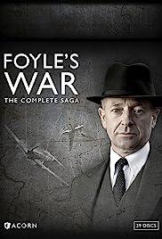 Foyle's War Poster - TV Show Forum, Cast, Reviews
