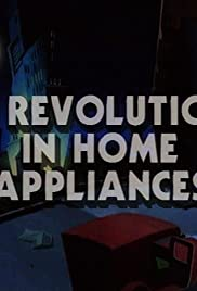 A Revolution in Home Appliances Poster