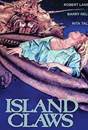 Island Claws (1980) Poster - Movie Forum, Cast, Reviews