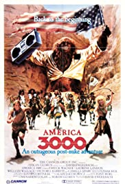 America 3000 (1986) Poster - Movie Forum, Cast, Reviews