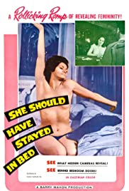 She Should Have Stayed in Bed Poster