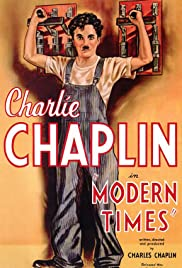 Modern Times (1936) Poster - Movie Forum, Cast, Reviews