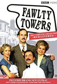 'Fawlty Towers' @ 30 Poster