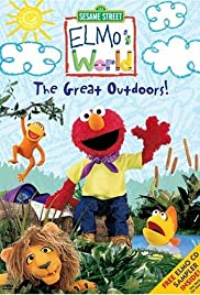 Elmo's World: The Great Outdoors Poster