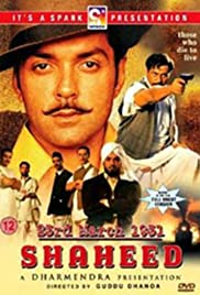 23rd March 1931: Shaheed (2002) Poster - Movie Forum, Cast, Reviews