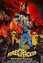 Firecracker(1981) Poster - Movie Forum, Cast, Reviews