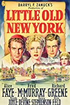 Little Old New York (1940) Poster