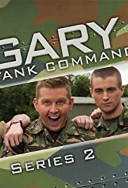 Gary Tank Commander Poster - TV Show Forum, Cast, Reviews