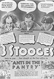 Ants in the Pantry (1936) Poster - Movie Forum, Cast, Reviews