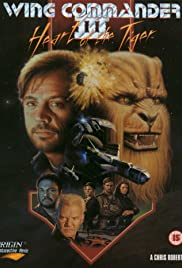 Wing Commander III: Heart of the Tiger Poster