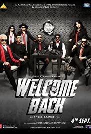 Welcome Back (2015) Poster - Movie Forum, Cast, Reviews