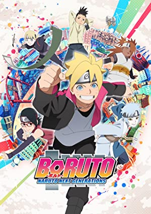 Boruto: Naruto Next Generations Season 1 Episode 91