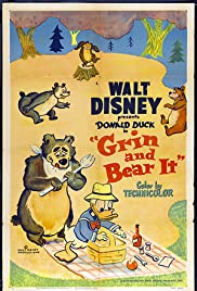 Grin and Bear It Poster