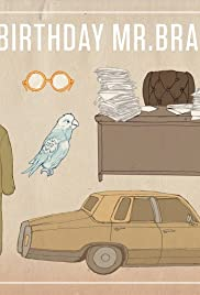 Happy Birthday Mr. Bracewell Poster