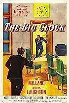 The Big Clock (1948) Poster