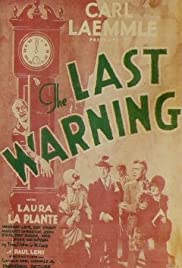The Last Warning (1929) Poster - Movie Forum, Cast, Reviews