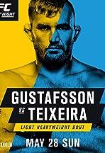 UFC Fight Night: Gustafsson vs. Teixeira