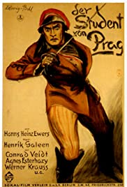 The Student of Prague (1913) Poster - Movie Forum, Cast, Reviews