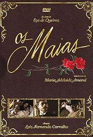 Os Maias Poster