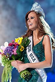 The 2011 Miss USA Pageant Poster