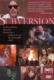 Subversion Poster
