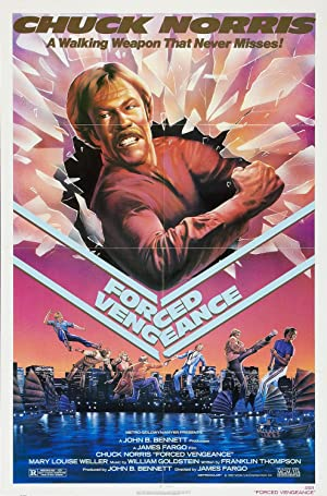 Forced Vengeance poster