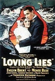 Loving Lies Poster