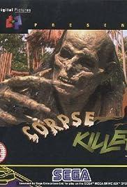 Corpse Killer Poster