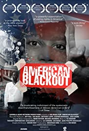 American Blackout (2006) Poster - Movie Forum, Cast, Reviews
