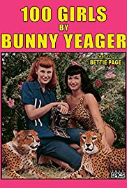 100 Girls by Bunny Yeager Poster