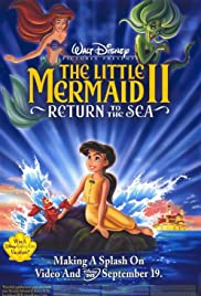 The Little Mermaid 2 – Return to the Sea (2000) 720p BluRay x264 Eng Subs [Dual Audio] [Hindi 2.0 – English 2.0] -=!Dr.STAR!=- 800 MB