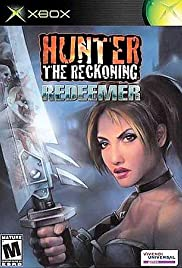 Hunter: The Reckoning Redeemer Poster