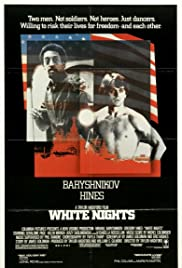 White Nights(1985) Poster - Movie Forum, Cast, Reviews