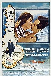 The Key(1958) Poster - Movie Forum, Cast, Reviews