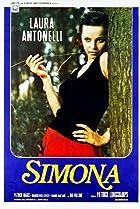 Simona (1974) Poster