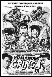 Kumander Gringa Poster
