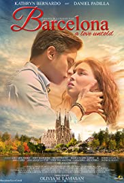 Barcelona: A Love Untold (2016) Poster - Movie Forum, Cast, Reviews