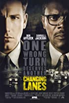 Changing Lanes (2002) Poster