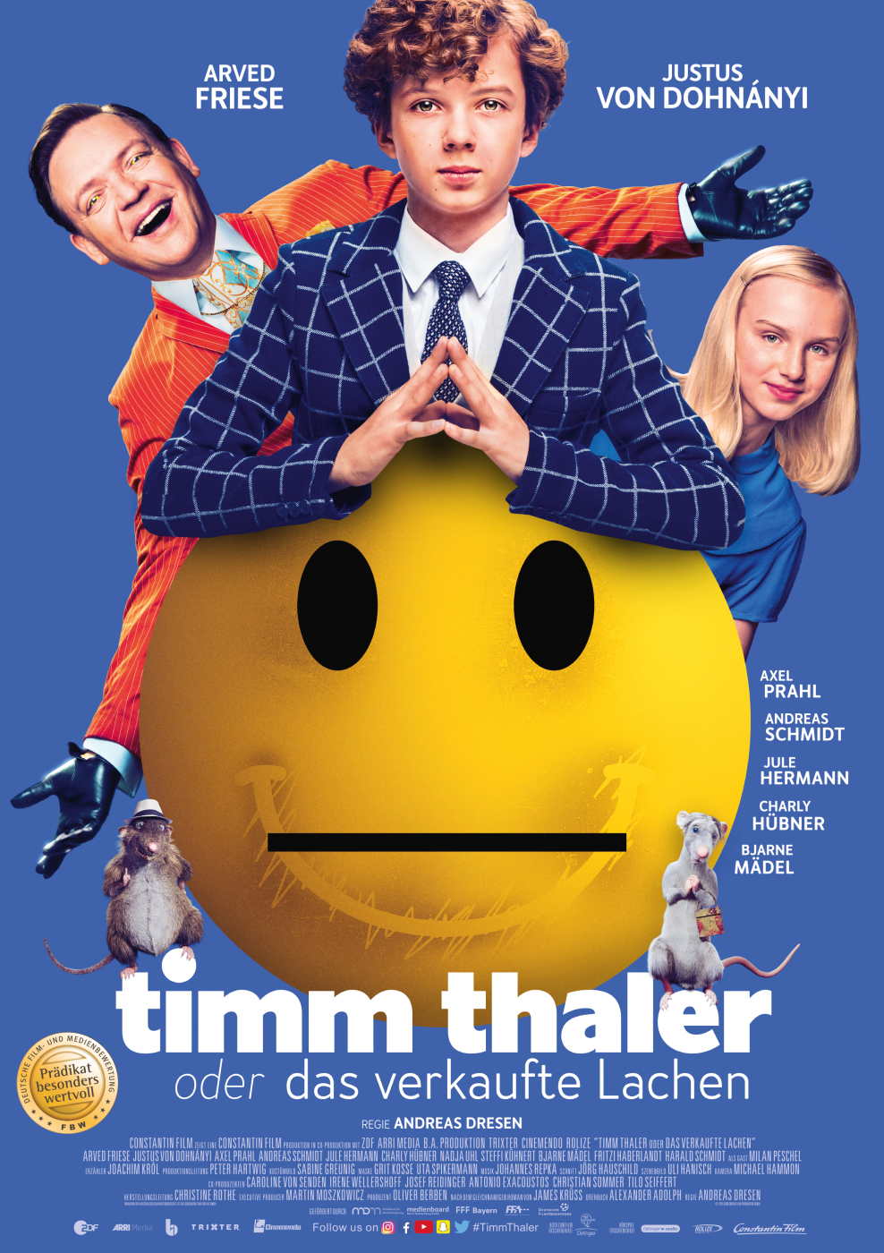 The Legend Of Timm Thaler Or The Boy Who Sold His Laughter 2017 Recomand Serial