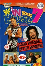 WWF in Your House 7 (1996) Poster - TV Show Forum, Cast, Reviews