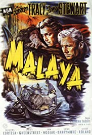 Malaya (1949) Poster - Movie Forum, Cast, Reviews