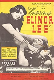 The Notorious Elinor Lee Poster