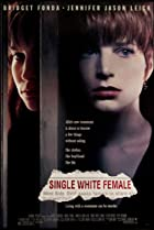 Single White Female (1992) Poster