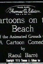 Cartoons on the Beach