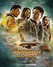 Serigala Langit (2021) poster