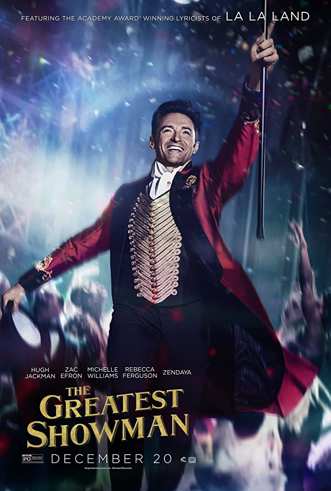 Hugh Jackman in The Greatest Showman (2017)