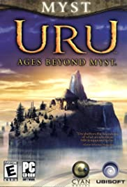 Uru: Ages Beyond Myst Poster
